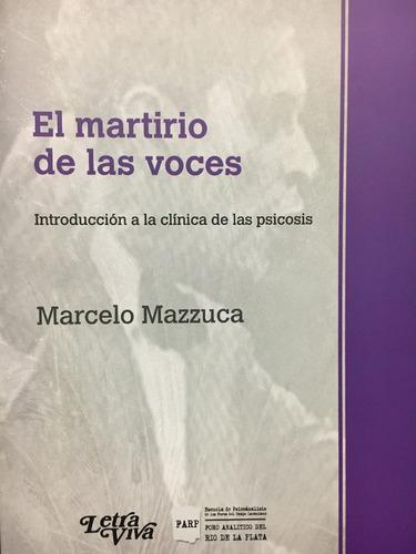 el martirio de las voces