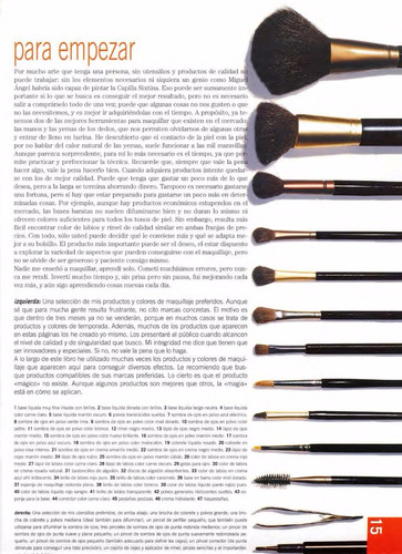 el más completo curso de maquillaje profesional
