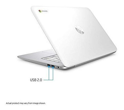 el más nuevo hp 14- pulgada chromebook hd sva (1366 x 768)