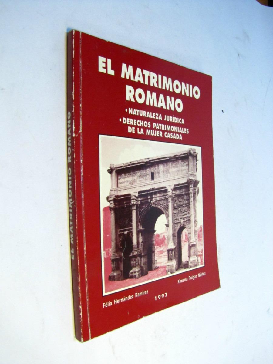 El Matrimonio Romano : El matrimonio romano felix hernandez y ximena pulgar
