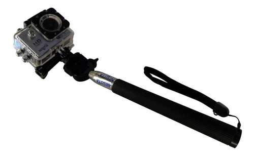 el mejor kit de 24 accesorios para gopro nisuta premium