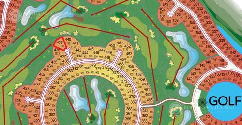 el mejor lote al golf del todo el canton con orientación noroeste!