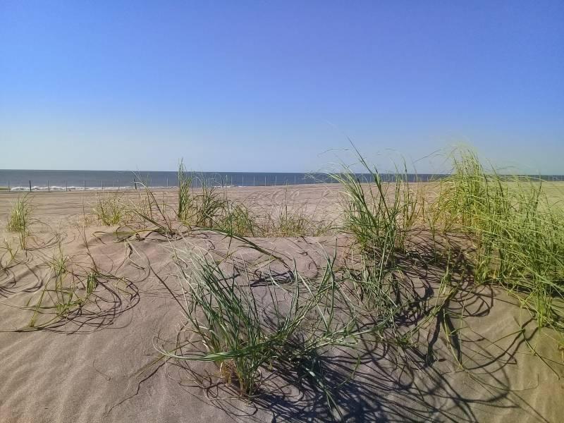 el mejor lote de costa esmeralda a la venta. sobre lomada con vista plena al mar