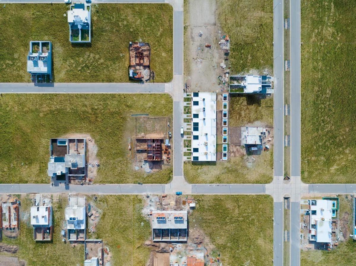 el mejor lote de docta - 432m2 - frente a espacio verde oportunidad