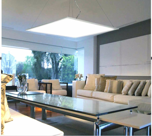 el mejor  panel led candil 56 w  60 x 60 opcional plafon !!