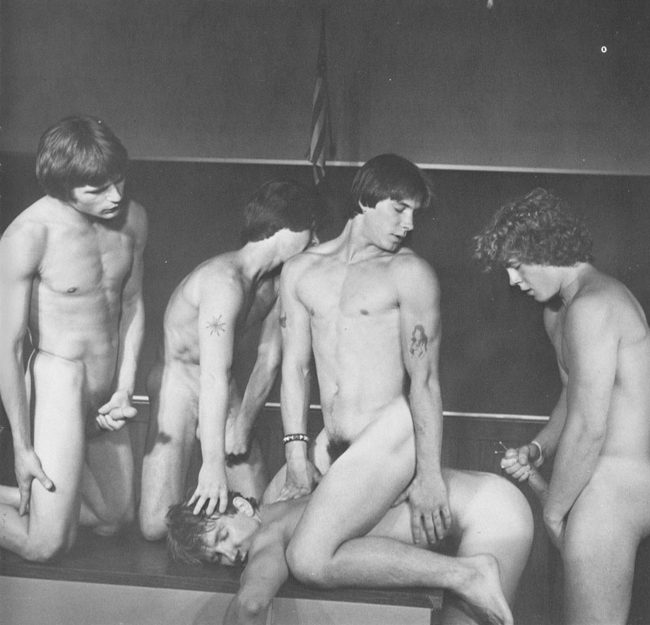 Teen foro gay erotica