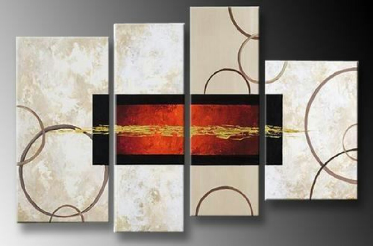 El mejor regalo cuadros m nimalistas y modernos 2 for Cuadros de oleo modernos