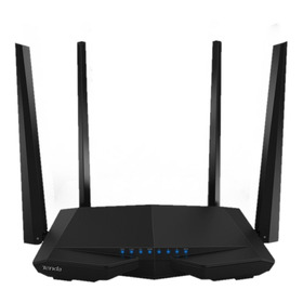 El Mejor Rompemuros 1200mbps 4 Antenas Repetidor Router Wifi
