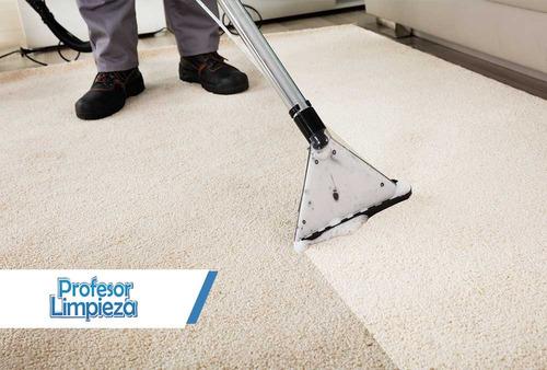 el mejor servicio - limpieza y lavado de alfombras tapizados