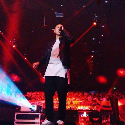 el mejor show de reggaeton bogotá datto