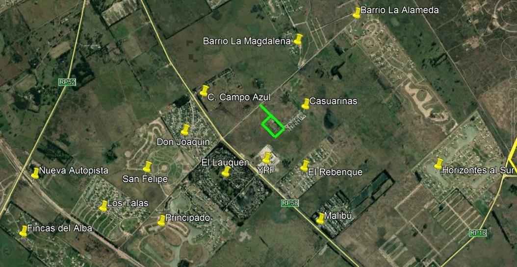 el mejor terreno para desarrollo inmobiliario - canning