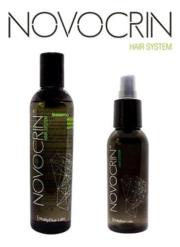 el mejor tratamiento nuevo cabello + nueva barba novocrin