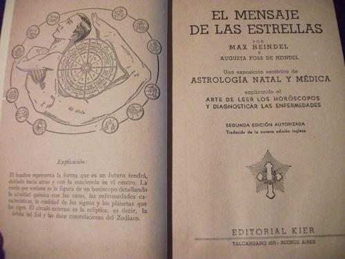 el mensaje de las estrellas (pdf) horóscopo y enfermedades