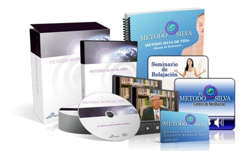 el método silva de vida (completo), curso en audiolibro