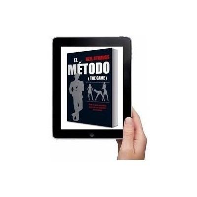 el método (the game) e book neil strauss  solo mercadopago