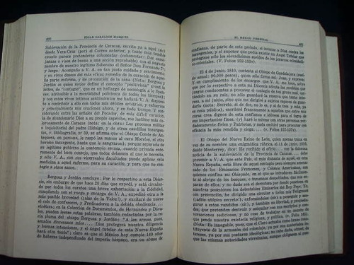 el méxico virreinal y la sublevación de caracas 1810 - e. ga