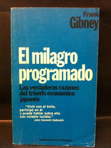 el milagro programado frank gibney  b8
