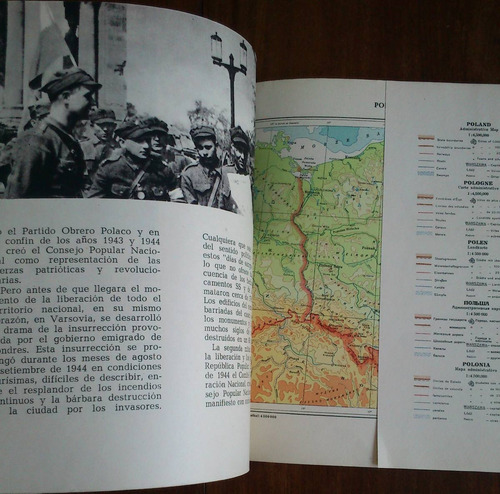 el milenio de polonia. gieysztor, herbst, lesnodorski