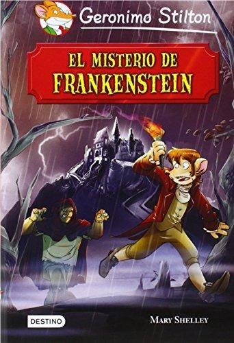 el misterio de frankenstein: grandes historias (grandes his