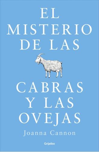el misterio de las cabras y las ovejas(libro novela y narrat