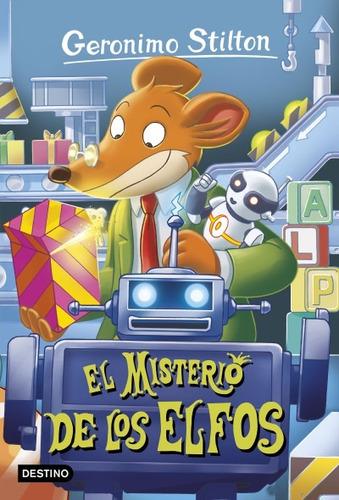 el misterio de los elfos(libro infantil y juvenil)
