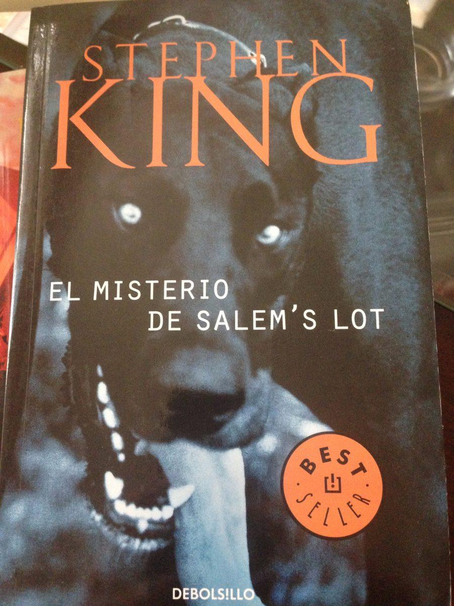 el misterio de salem's lot stephen king entrega inmediata. Cargando zoom.