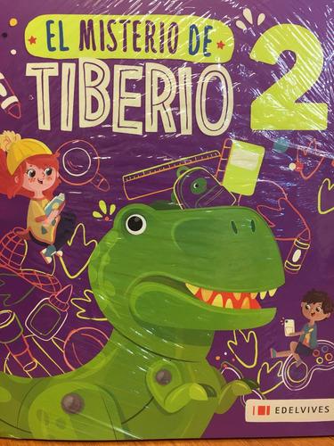 el misterio de tiberio 2 areas integradas edelvives