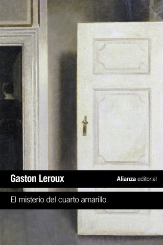 el misterio del cuarto amarillo(libro novela y narrativa ext
