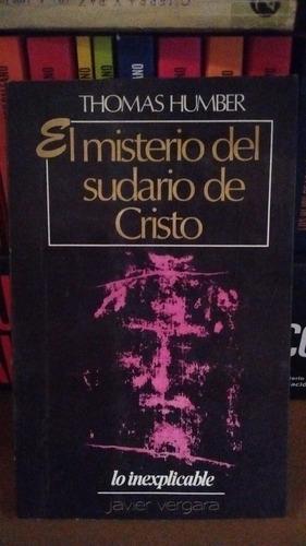 el misterio del sudario de cristo - humber