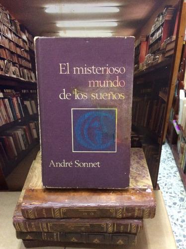 el misterioso mundo de los sueños - andré sonnet.