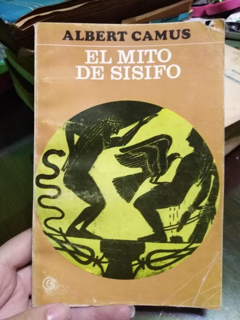 Características. Título del libro EL MITO DE SISIFO ...