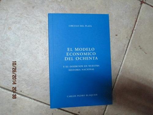 el modelo económico del ochenta - carlos p. blaquier