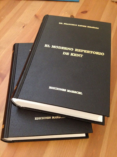 el moderno repertorio de kent dr. francisco xavier eizayaga