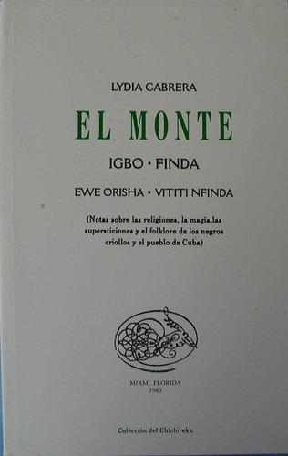 el monte - igbo finda (e-book)