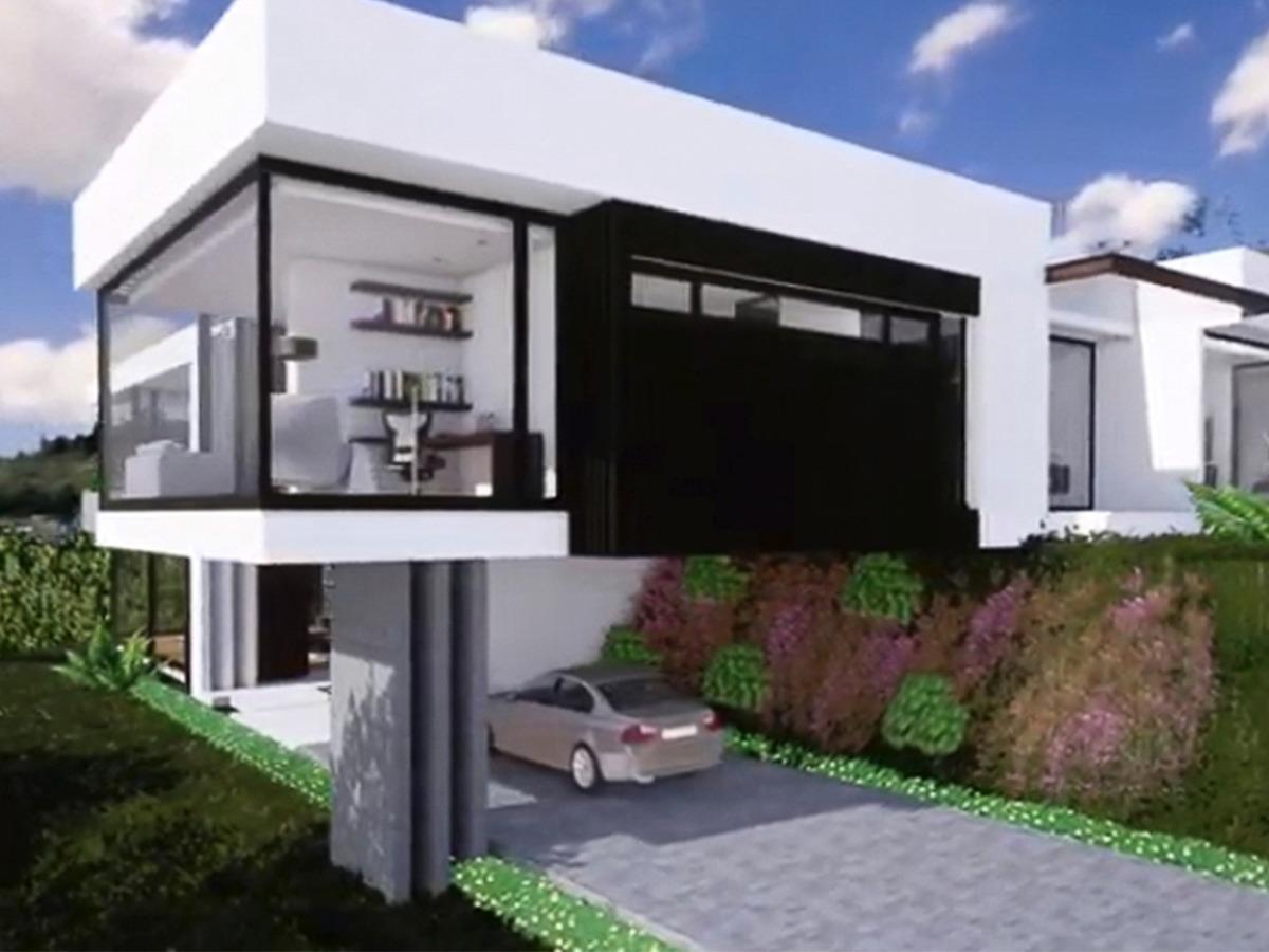 el monte, proyecto de lujo! casa en las palmas