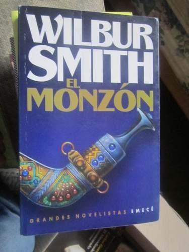 el monzon smith wilburt novela