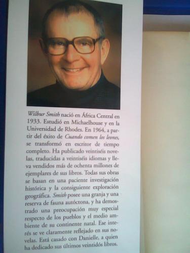 el monzón - wilbur smith - 1999 editorial emece