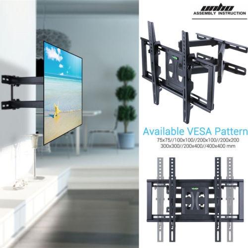 el movimiento articulación de soporte de pared para tv led