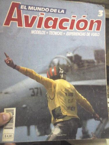 el mundo de la aviacion - vol 1 - n°03 - fac. 3