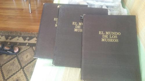 el mundo de los museos