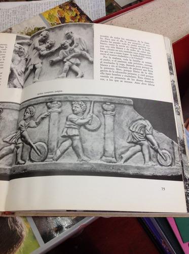 el mundo de los romanos. víctor duruy. círculo de lectores.