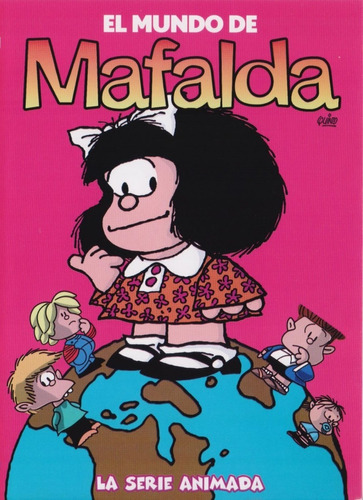el mundo de mafalda dvd