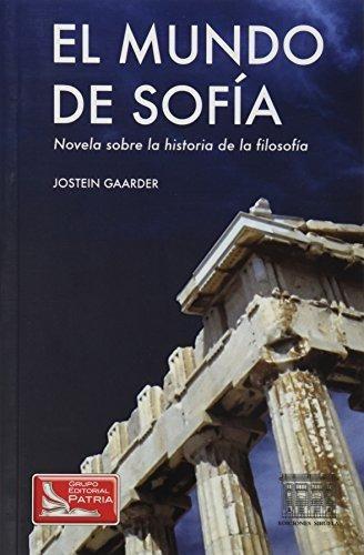 el mundo de sofía - jostein gaarder - editorial patria