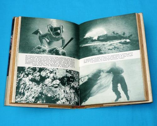 el mundo silencioso jacques yves cousteau frédéric dumas