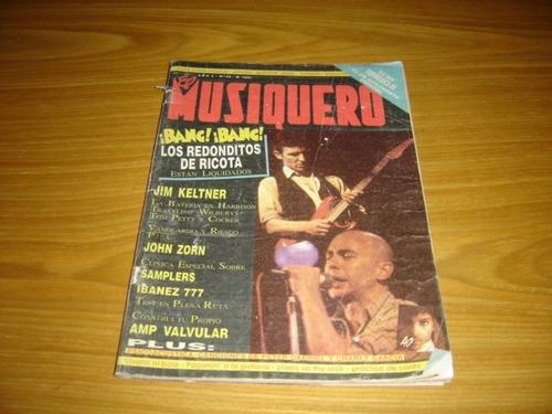 el musiquero redonditos de ricota bang jim keltner jaf 1989