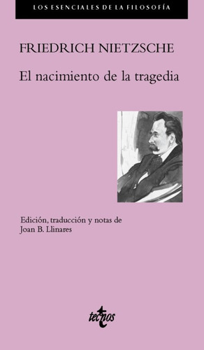 el nacimiento de la tragedia(libro filosofía)