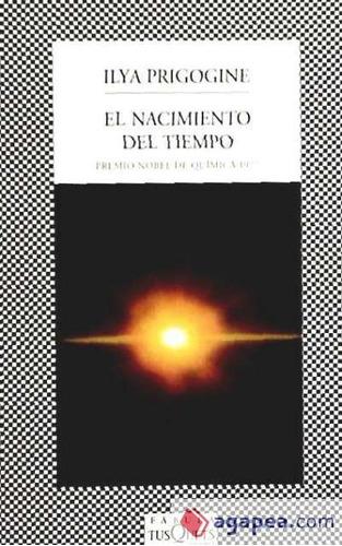 el nacimiento del tiempo (fábula)(libro física)