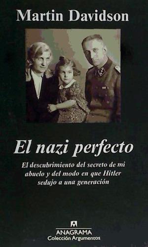 el nazi perfecto(libro )