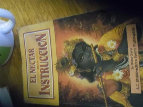 el nectar de la instruccion swami prrabhupada