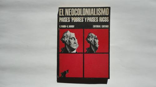 el neocolonialismo - v. panov- k. ivanov